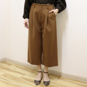 One tack cropped pants【RE LEAN】