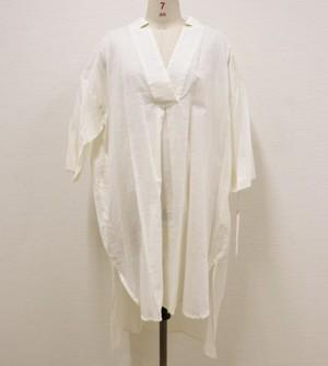Town resort tunic dress【RE LEAN】