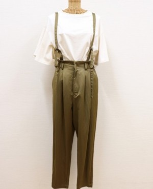 Suspender Pants 【RE LEAN】