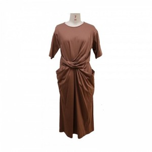 Front cross&west point dress【RE LEAN】