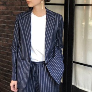 Stripe jacket【RE LEAN】